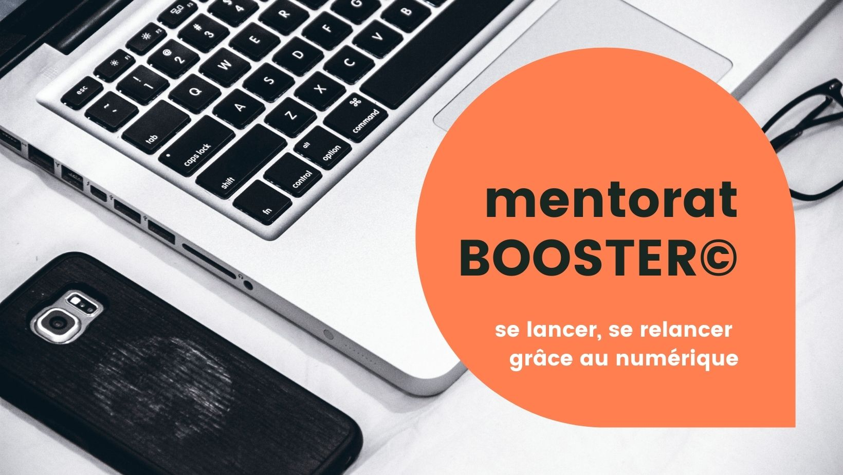 accompagnement Booster numérique pour lancer ou relancer sa société
